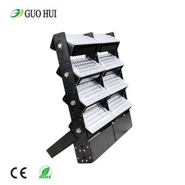High Lumen Pole Mounted Led Flood Lights , 1200w Led Stadium Light AC 100-305V